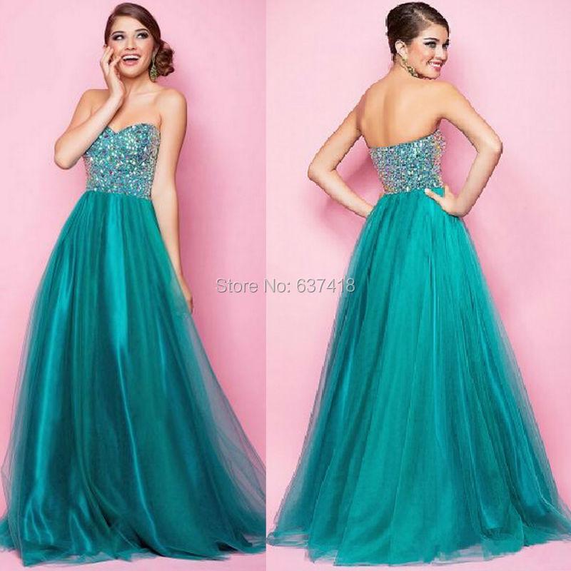 Perfecto Tiffany Azul Vestidos De Fiesta Patrón - Colección del ...