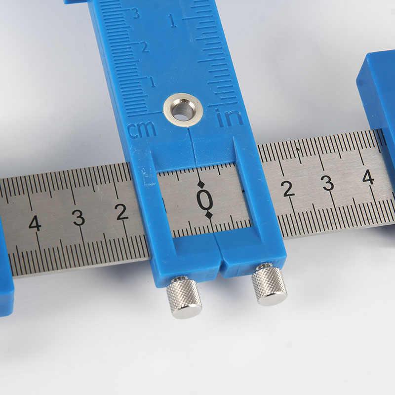 取り外し可能な穴パンチ治工具ドリルガイドスリーブキャビネットハードウェアウッド掘削 Dowelling MAL999