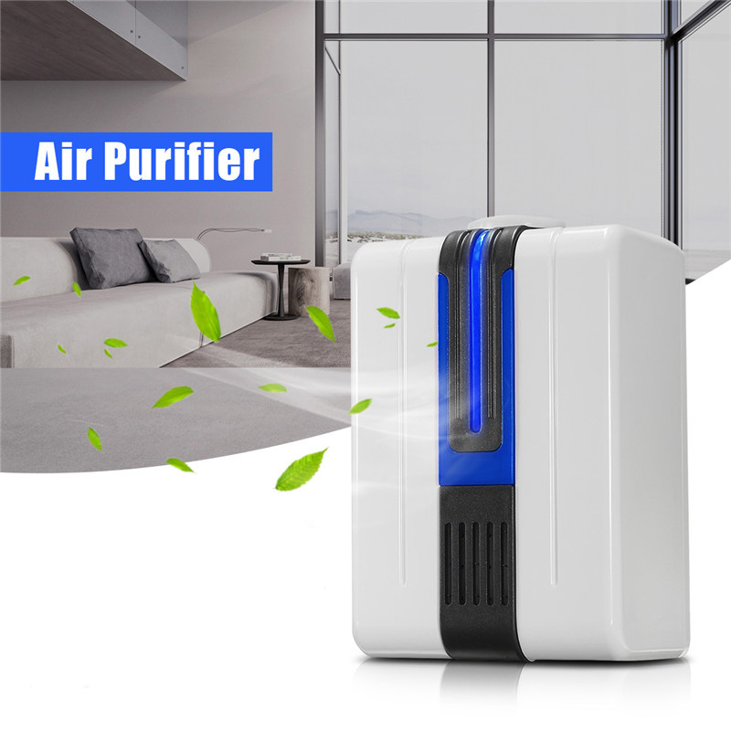 Ionizer Air Purifier Air cleaner EU Plug 220V US Plug 110V For Home Negative Ion Generator Remove ionizer air purifier for home deodorizer ozone generator o3 ionizer fresh air purifiers disinfect germicidal filter air cleaner