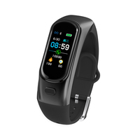 H109 Fashion Waterproof Smart Watch Smart Bracelet with Wireless Bluetooth Earphone With Muti Sporting Data Call Reminde