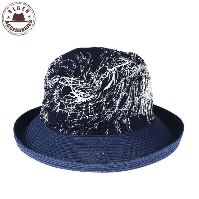 Fashion Summer Straw Hat for Women Straw Bucket Hat Cute Roll Brim Ladies   Summer Sun Hat 4606801f0f22