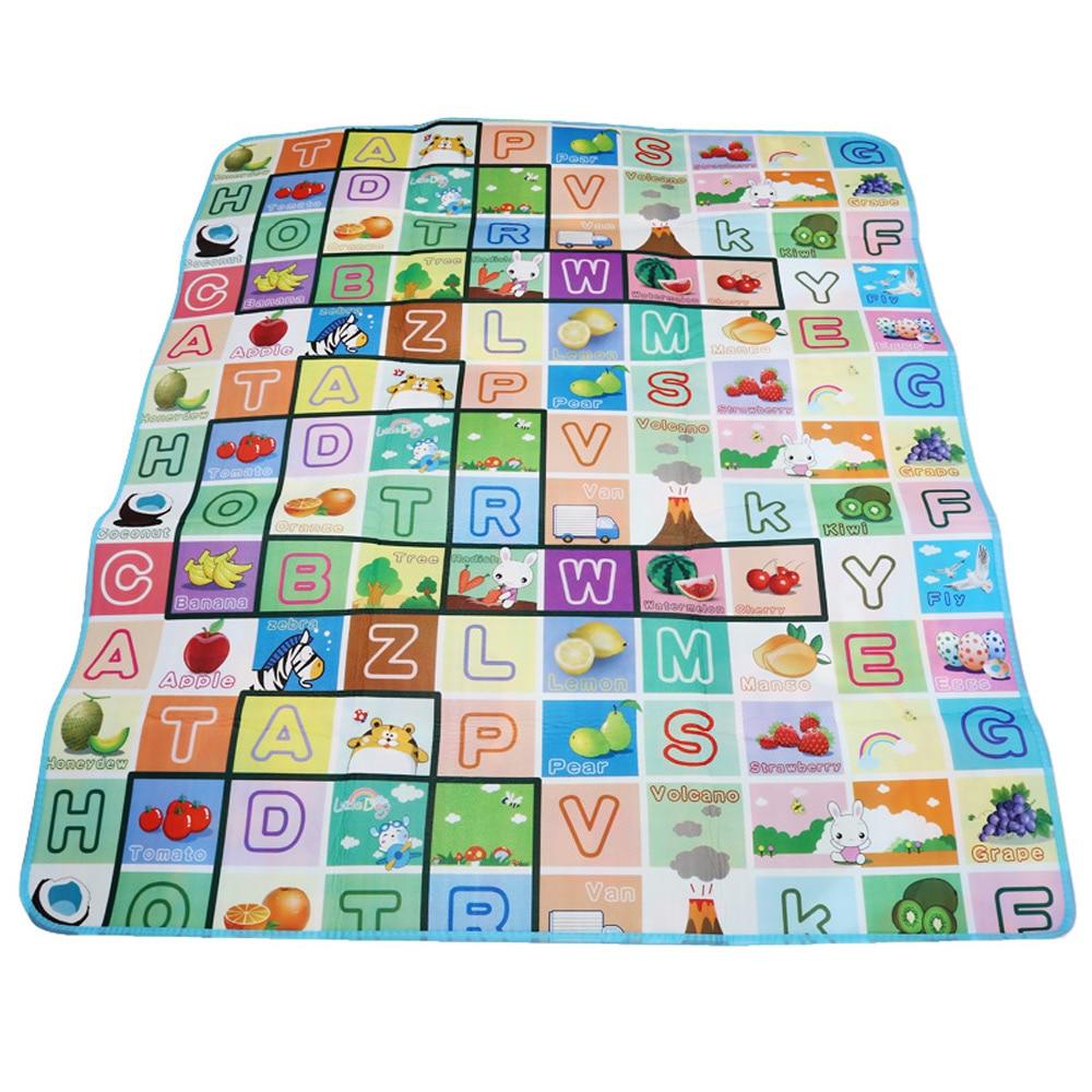 blanket doors in edealsmart toddler kid foam rug baby mat play crawl carpet g itm out playmat for mats