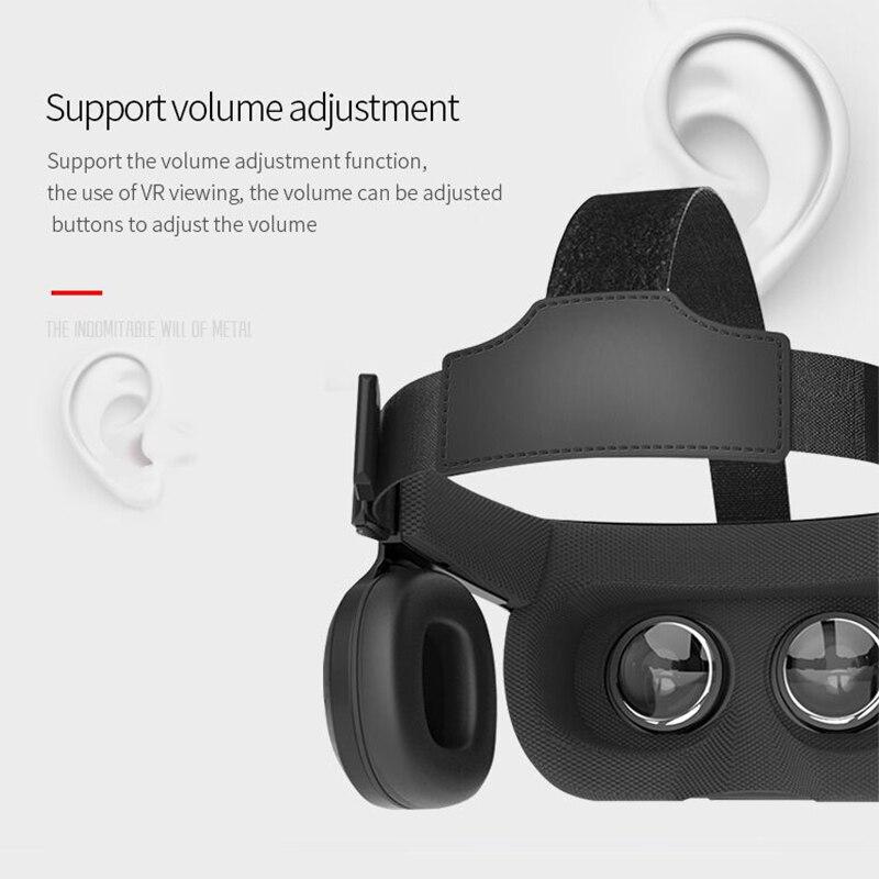 Original BOBOVR Z4 Update Z5 VR 3D Box Helmet Virtual Reality Glasses Smartphone VR Headset for Android 4.7-6.2''In Mobile Phone 1