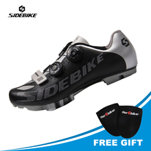 цена на SIDEBIKE Cycling Bike Shoes patillas Bleta Mtb Self-locking MTB patillas De Clismo De Ruta Mtb Shoes Racing Shoes