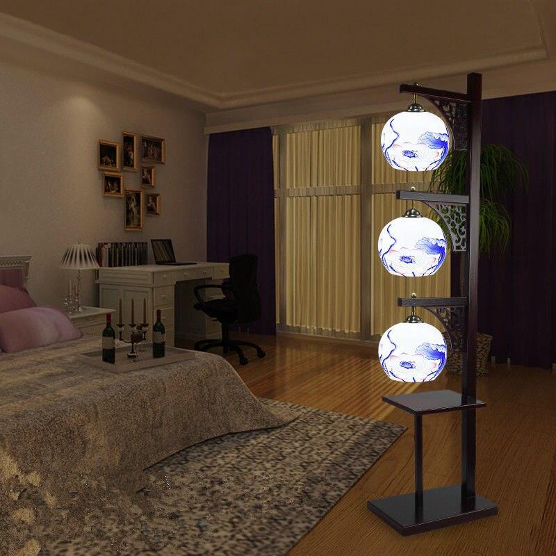 portable luminaire floor lamp shade gurus floor. Black Bedroom Furniture Sets. Home Design Ideas