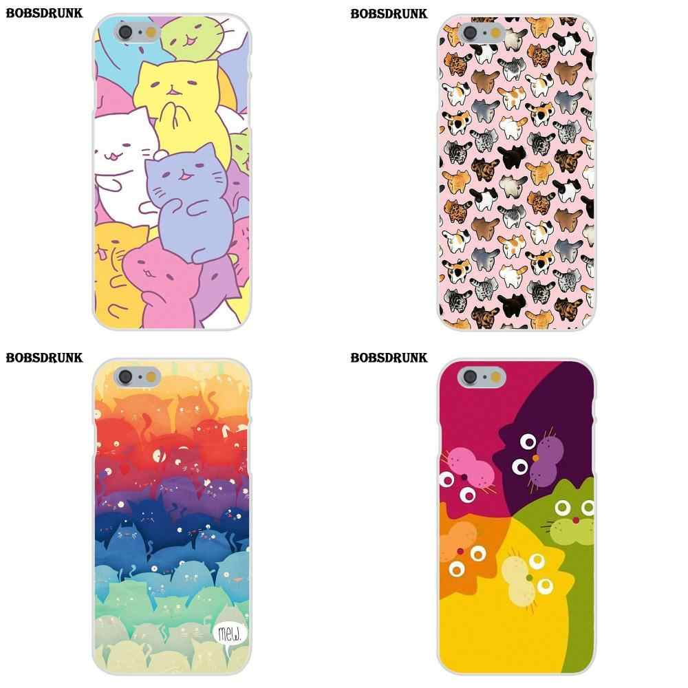 Detail Feedback Questions About Ejgroup Colorful Cat Cats Wallpaper