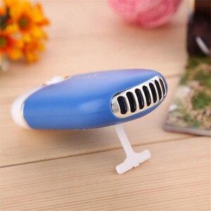 Image 4 - Мини вентилятор с USB портом для сушки ресниц, 2020 дюйма