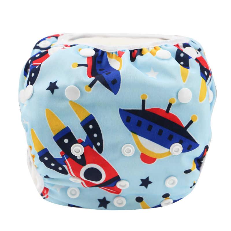 a2460b9ee9 ... Infant swimming trunk/swim diaper swimsuit boy swim diapers/newborn  baby girl swimwear 0