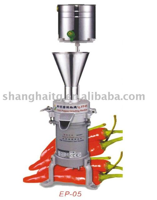 Chili Pepper Grinding Machine