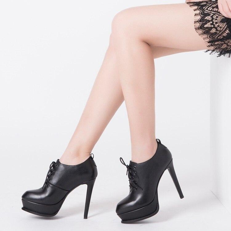 Dames Chaussures Gladiateur Lacent Talons Femmes Patent Leather Rome Haut black Noir Robe Pompes Black Cuir forme Plate Véritable En Stiletto Pxelena Bureau 0wqzTT
