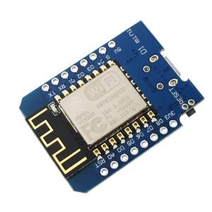 Image 3 - 10 Bộ D1 Mini Mini NodeMCU 4 M Byte Mặt Trăng ESP8266 Wifi Của Sự Vật Dựa Trên Ban Phát Triển Cho wemos