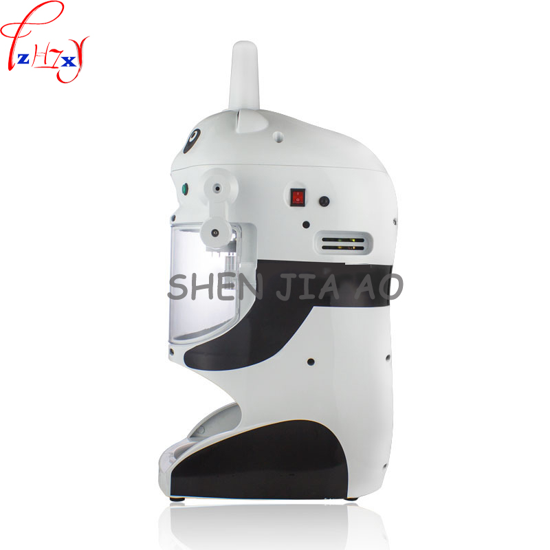 Wei Feng High Power Commercial Ice Crush Machine Electric Machine Snow Machine Sand Ice Tea Shop With Smoothie Machine Fancy Colours Home Appliances Food Processor Parts