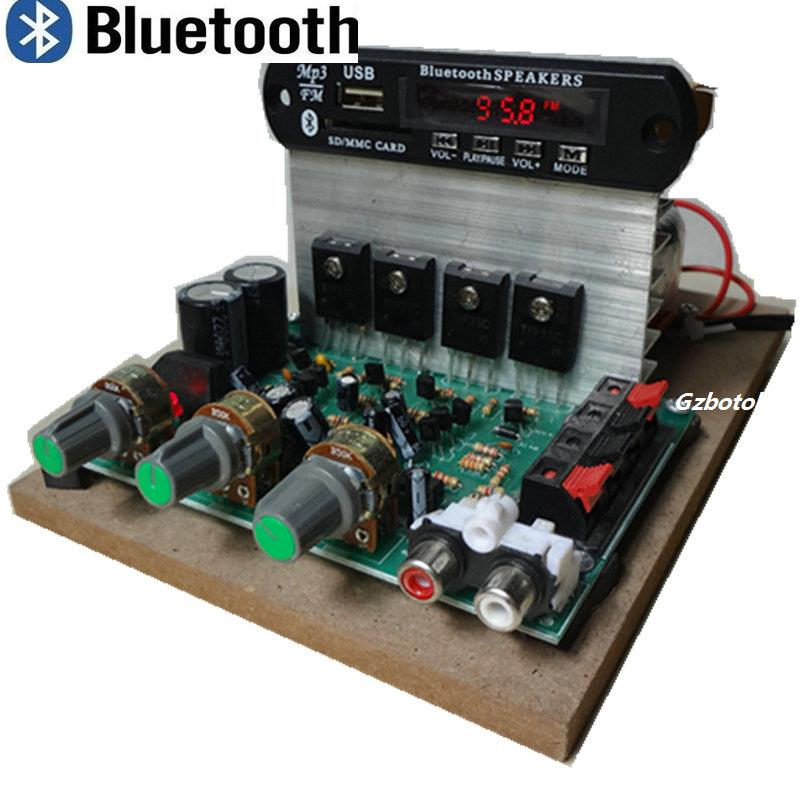220V super power bluetooth amplifier board hifi display ring transformer four transistor amplifier/low noise 150W +150W free shipping 2sk170 gr to 92 100pcs k170 2sk170 n channel silicon transistor field effect transistor low noise audio amplifier