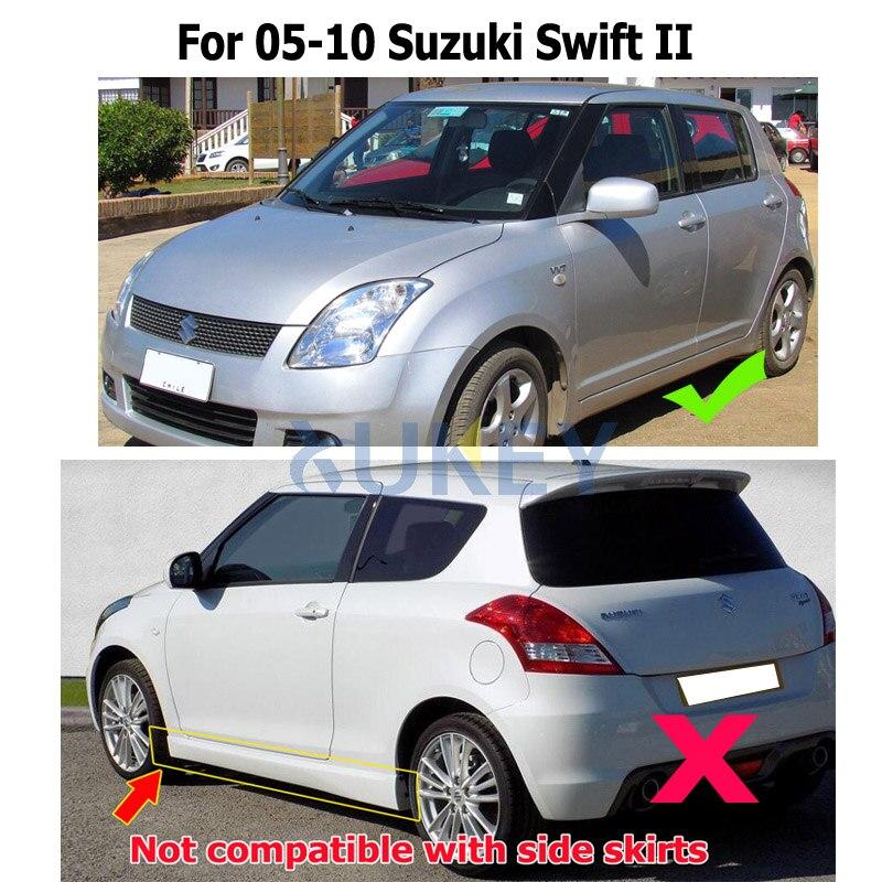 SUZUKI SWIFT 05-10 T10 9SMD LED WHITE BULBS NUMBER PLATE FREE ERROR