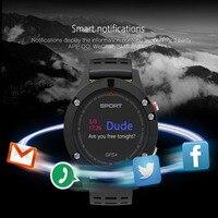OGEDA Motion Temperature Measurement Air Pressure Measurement GPS Phone Reminder Swimming Smart Watch