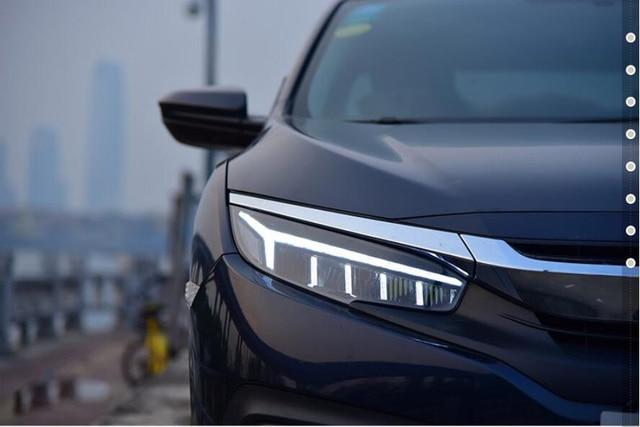 Car Headlight For Civic Type 2016 2017 2018 Led Dynamic Signal Floating Civi Light
