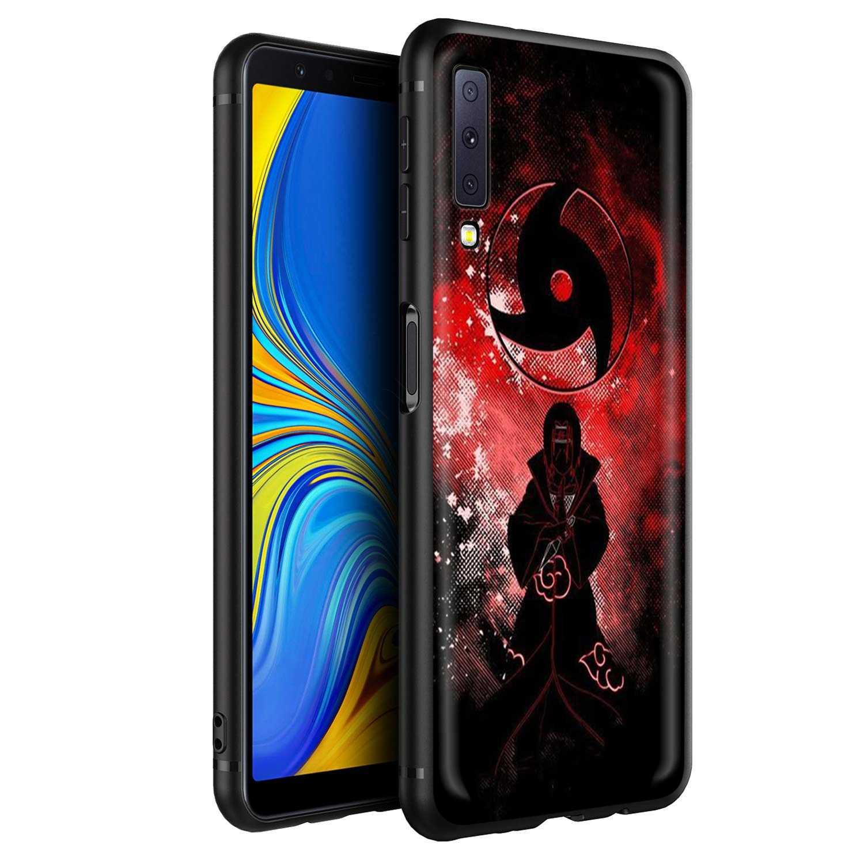 Naruto Itachi Uchiha Lavaza Case for Samsung Galaxy S10 S9 S8 S7 S6 Plus Nota 9 8 M30 M20 M10 borda