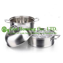الفولاذ المقاوم للصدأ الطبخ وأدوات المطبخ مجموعة manufactuer في الصين ، الطبخ ، المقاوم للصدأ باخرة وعاء المطبخ