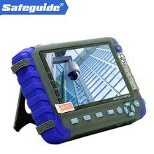 5 дюймов Портативный AHD TVI CVI 1080P CCTV Камера тестер для IV8C