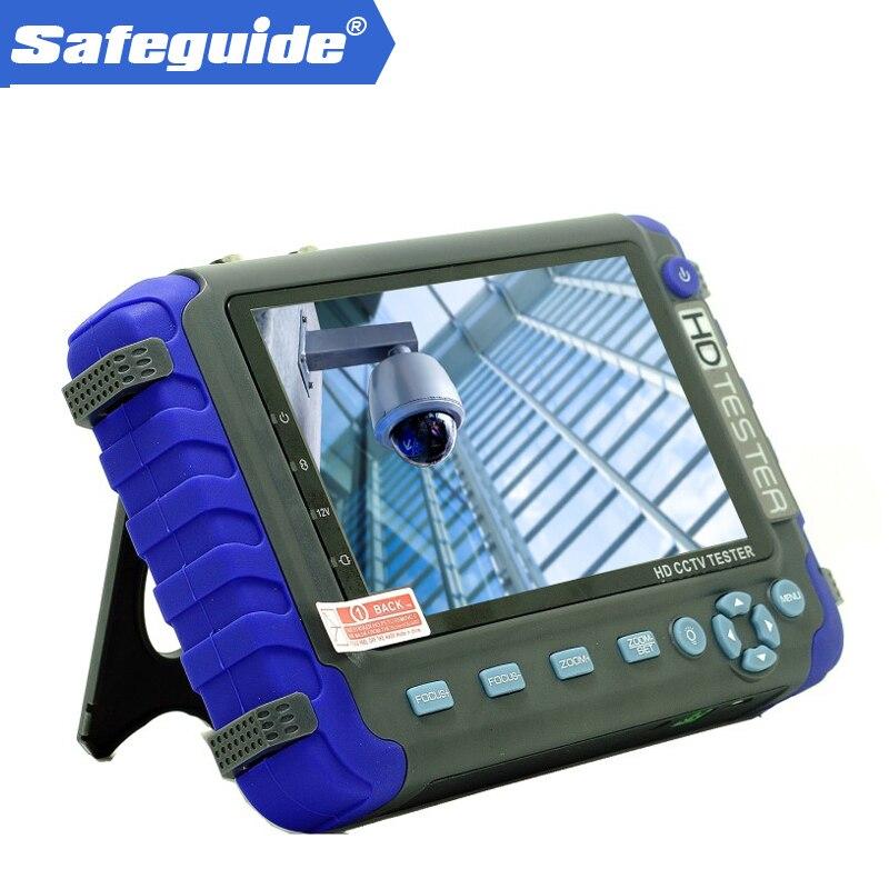 5INCH  Portable AHD TVI CVI 1080P CCTV Camera Tester for IV8C5INCH  Portable AHD TVI CVI 1080P CCTV Camera Tester for IV8C