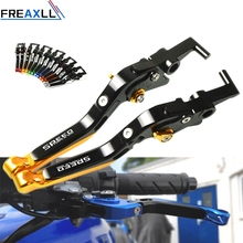 For TRIUMPH SPEED TRIPLE 1050 2011 2012 2013 2014 2015 2016 Levers Motorcycle Brake Clutch Levers Foldable Extendable Adjustable цены