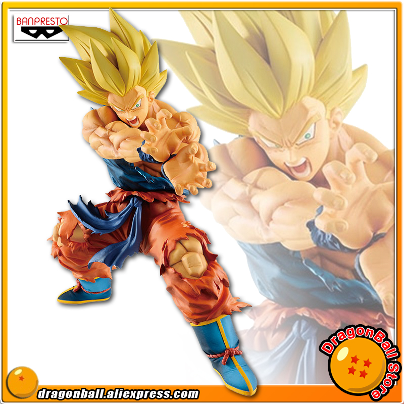 Dragon Ball SUPER Original Banpresto DragonBall Legends Collab Collection Figure - Super Saiyan GOKOU Limit Break KamehamehaDragon Ball SUPER Original Banpresto DragonBall Legends Collab Collection Figure - Super Saiyan GOKOU Limit Break Kamehameha