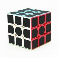 Новейший laburuik Professional 3x3x3 5,7 см скоростной магический куб головоломка квадратные игрушки Обучающие Развивающие игрушки для детей Образовани
