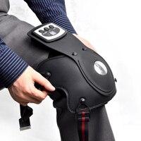 Терапия Колено стимулятор физиотерапия инструмент массажер электрический Миостимуляторы снять ногу локоть боль