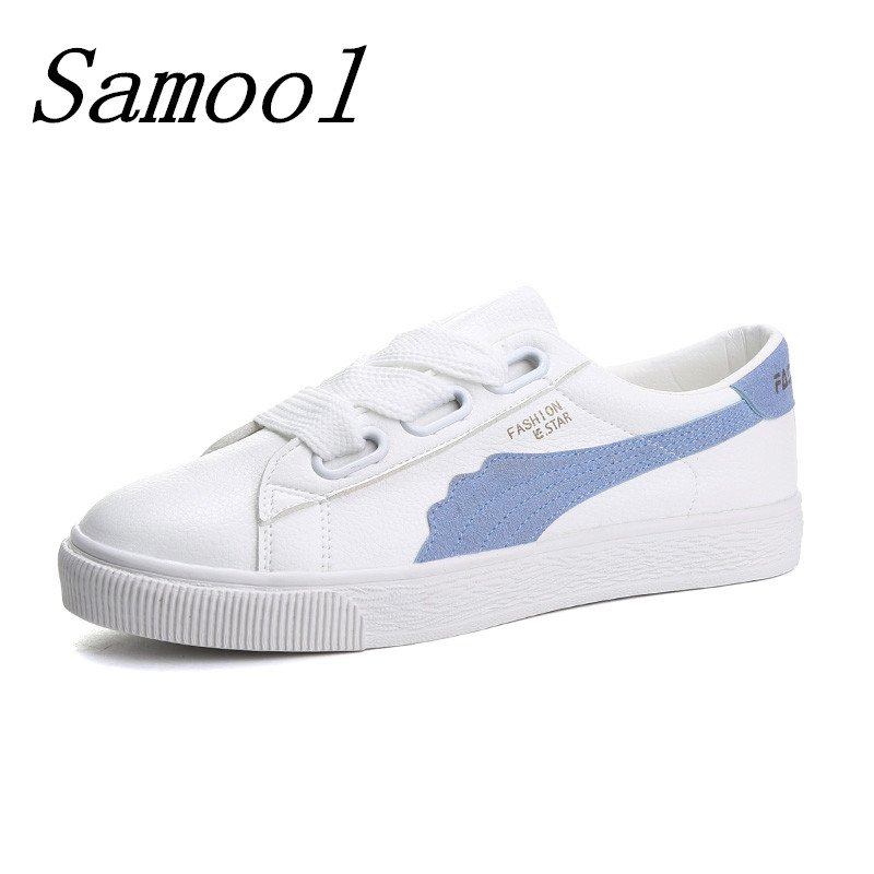 Spring Women White Shoes Candy Color Leisure Loafer Flat platform Shoes Female Thick Bottom Board Casual Shoes botte femme jx3 huanqiu white women vulcanize canvas shoes low breathable female solid color flat shoes casual candy colors leisure cloth shoes