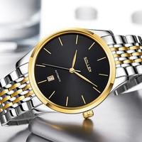 Новые брендовые механические часы с турбийоном водонепроницаемые автоматические мужские классические золотые стальные механические ручн