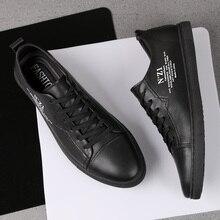 Кожаная обувь; мужские повседневные лоферы из натуральной кожи; Мужская обувь; роскошная кожаная обувь для взрослых; мокасины; мужские кожаные кроссовки