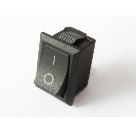 Symbol Of The Brand Free Shipping Kcd1-101 Rocker Switch Boat Switch Rocker Switch Power Switch 6a/250v 10a/125v 10pcs/lot Switches