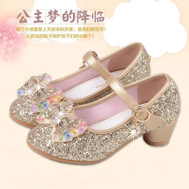 Niños Para Y Zapatos De Boda Sandalias Niñas 2017 Princesa 0X8nOkwP