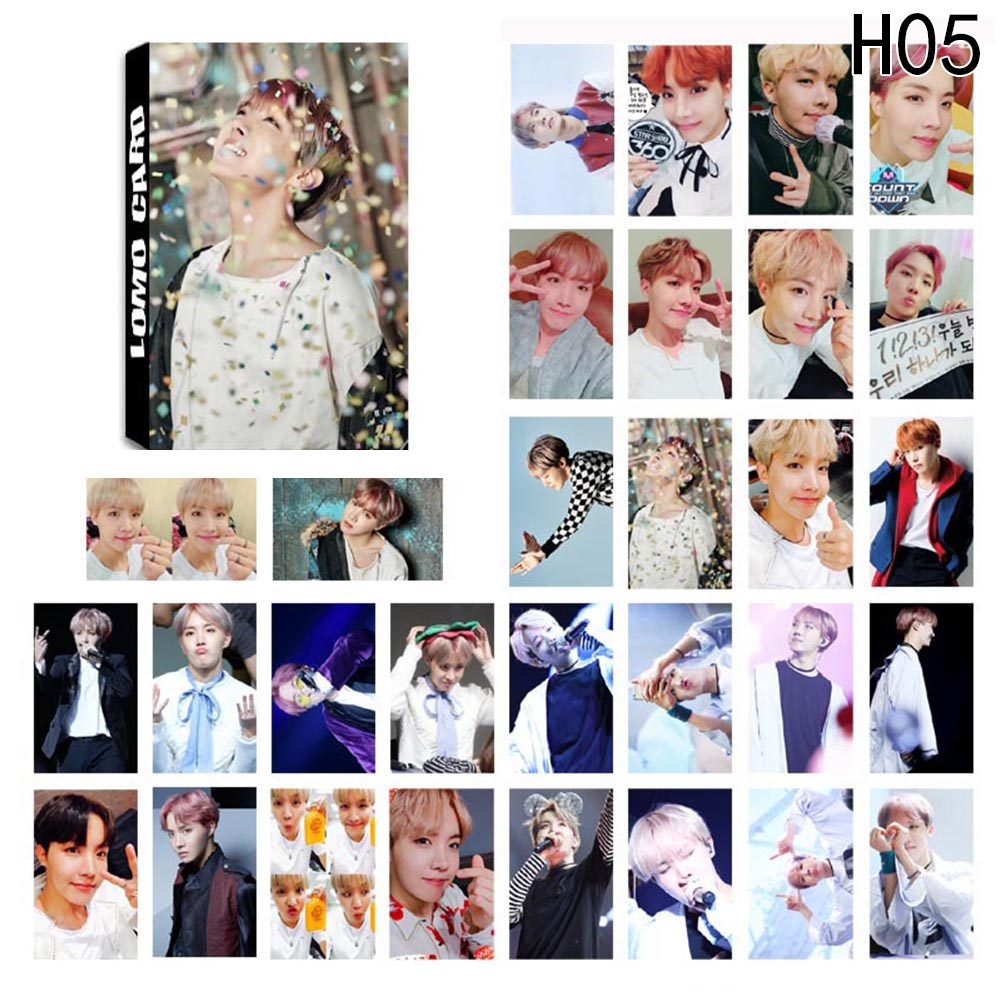 Business Cards Calendars, Planners & Cards Trend Mark 2019 New Kpop Exo Album Self Made Paper Lomo Card Photo Card Poster Hd Photocard Fans Gift Collection