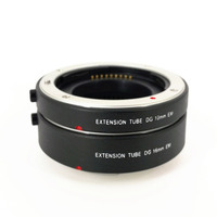 Electronic AF Auto Focus Macro Extension Ring Tube Set for Canon EOS M M2 M3 M5 M6 M100 M10 M50 EOSM + EF M Lens