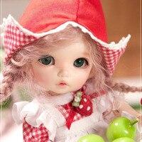 OUENEIFS Bajkowy pukifee ante 1/8 bjd lalki modelu reborn dziewczyny chłopcy zabawki makijaż oczu Wysokiej jakości sklep z żywicy