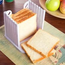 Home DIY Baking Bread Toast Slicer Kitchen Accessories Cutter YH-460635