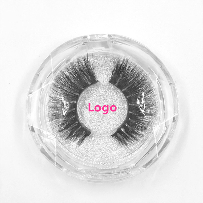 Image 5 - 100 Pairs Free DHL Free Logo Wholesale 18Styles Mink Eyelashes 3D Mink Lashes Invisible Band False Eyelashes Bandless Eye Lashes-in False Eyelashes from Beauty & Health