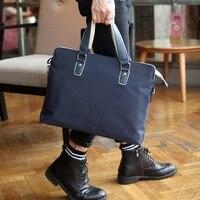 Tidog Boutique Male Bag Handbag Briefcase Business Men Cross Oxford Cloth Bag