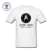 2017 Funny Hip Hop Printed Funny Hot Movie TV Star Trek Beyond Funny T Shirt For