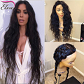Peruvian Water Wave Full Lace Human Hair Wigs For Black Women Glueless Full Lace Wigs,Lace Front Human Hair Wigs With Baby Hair