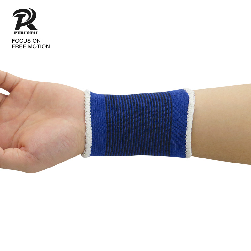Knitting Sports Ankle Guard Bandages Pressurization Ankle Support Brace Protector Foot Stabilizer Wraps