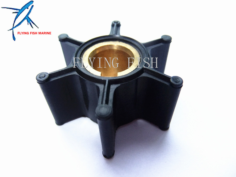 387361 763735 Boat Engine Impeller For Johnson Evinrude Omc 2HP 4HP 6HP Outboard Motor