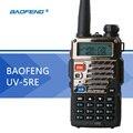 Baofeng УФ-5RE Рация УФ-5R Обновленная Версия UHF VHF Dual смотреть УФ-6R CB Радио VOX FM Трансивер для Охоты радио