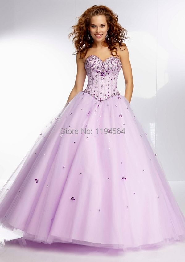 Lilac Prom Dresses Promotion-Shop for Promotional Lilac Prom ...