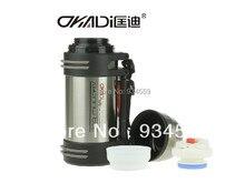 1500 ML thermosflasche vakuum topf edelstahl 304 wasserflasche saugnapf isolierte tasse reisebecher swell flasche