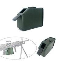 Gel ball gun M249 SAW Magazine water gun toy accessory