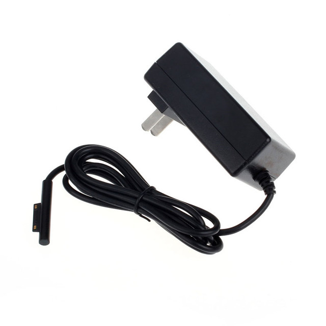 Gota shippingsimplestone eua plug travel home ac carregador de parede de carregamento adaptador para microsoft surface pro 3 60426