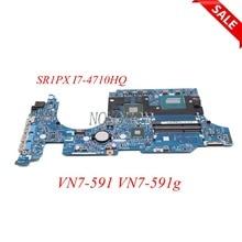 NOKOTION NBMQL11002 NB. MQL11.002 448.02W05.0011 основная плата для acer VN7-591 VN7-591g ноутбук mothebroard GTX860M SR1PX I7-4710HQ
