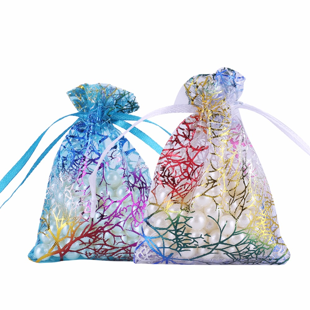 Gifts For Wedding Guests: Aliexpress.com : Buy 50Pcs Organza Bag Favors Wedding